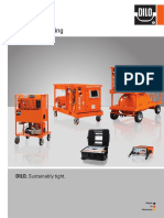 DILO SF6-Gashandling Catalogue GB