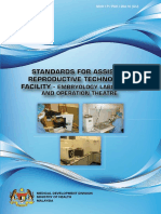 Standards For Assisted Reproductive Technology Facility - Ebryolgy Laboratory and Operation Theatre.pdf