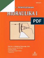 soal soal dan penyelesaian hidrolika 1.pdf