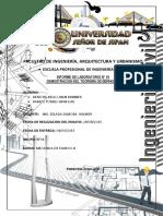 Laboratorio N°01 - Teorema de Bernoulli - Prototipo