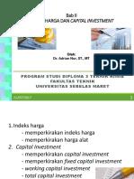 02 Indek Harga Dan Capital Investment D3