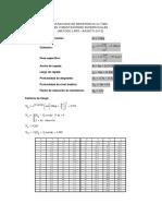 Mathcad - Resistencia de Diseño - Capacidad de Carga AASHTO 2012