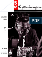 Chess Review 1958-03
