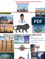 Project Sagarmala Presentation JMV LPS