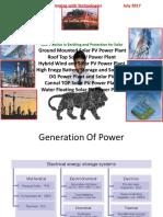 Presentation High Energy Storage Battery Power Plant JMV LPS