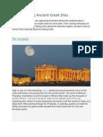 10 Amazing Ancient Greek Sites