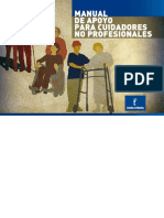 Manual de Apoyo a Cuidadores Familiares (CERMI, Castilla La Mancha, Espan_a)