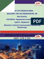 Smart City Project JMV Presentation