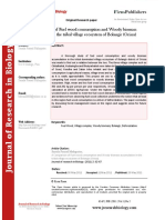 Journal of Research in Biology - Volume 1 Issue 2