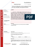 Journal of Research in Biology - Volume 1 Issue 4