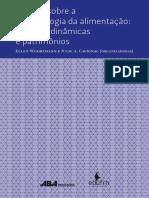 Woortmann & Cavignac (orgs.) - Ensaios Sobre Antropologia Da Alimentação.pdf