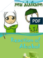 Reaction of Alcohol 1