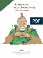 Alejandro Jodorowsky Entrevista Psf