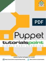 Puppet Tutorial