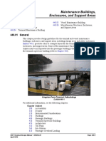 WSF Terminal Design Manual M 3082 Chapter 440 - Maintenance Buildings, Enclosures and Support Areas