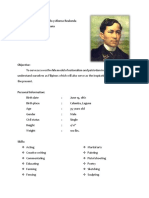 295706948 Dr Jose Protacio Rizal Resume