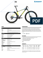 Giant Bicycles Bike 93339