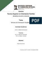 Actividad 1 . ISFI.actividad 1 . ISFI.alumno Sergio Oscar Alunni