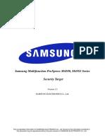 [ST] Samsung Multifunction ProXpress M4580_v1.2