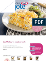 Kraft Cookbook FR 2016