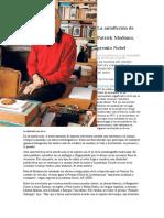 La Autoficcion de Patrick Modiano
