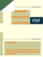Sindrome Endodontico Periodontal
