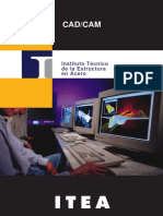 CAD-CAM. Instituto Técnico de La Estructura en Acero ITEA