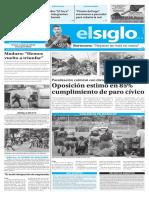 Edición impresa 21 de Julio