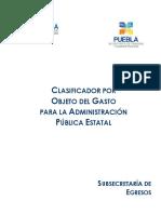 Clasificador Por Objeto Del Gasto (Actualizado 01 Julio 2015) (2)