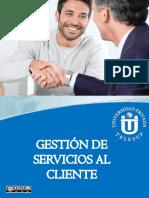 Gestión de Servicios Al Cliente