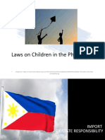 Laws on Children