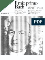 316528349 Il Mio Primo Bach Book 1 Piano