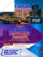 FORUM MALL&RETAIL PANAMÁ 2017
