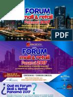 FORUM MALL&RETAIL PANAMÁ 2017