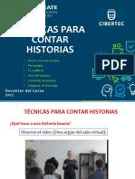S8-Técnicas Para Contar Historias - HHCCI- 2017-I