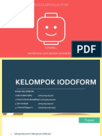 Presentasi Iodoform