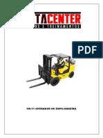 Nr11 Operador de Empilhadeira (33p)