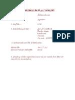 Telephone Declaration (3)