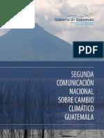 2da. Comunicación Cambio Climático.pdf