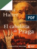 El Cabalista de Praga - Marek Halter (3)