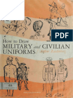 How to Draw Military and Civilian Uniforms