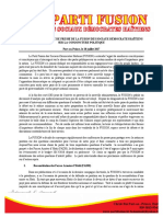 Position de La Fusion  Conjoncture Juil 2017 (5)
