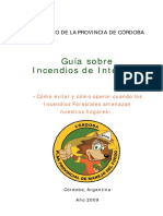 Guia Sobre Incendios de Interfase 2004