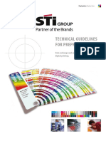 WI32ej Technical Guidelines Prepress Technische Richtlinien Druckvorstufe