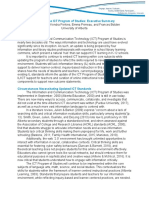 executive summary - botden perkins primeau  wise