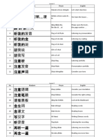 Mandarin Book 1 - Lesson 0