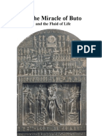 Egyptian Amduat, The Miracle of Buto, and the Fluid of Life