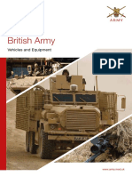 British Army Vehicles Equipment Lk