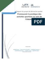 Rapport Du Projet de Démarche Final[1]
