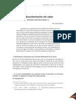 Melía (entrevista) La descolonizacion del saber 2_175-203.pdf